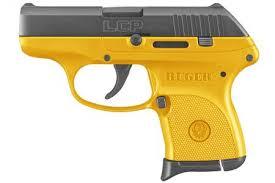 lcp 380acp yellow cerakote