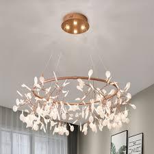 dutti d0026 led pendant light nordic living room firefly chandelier postmodern minimalist bedroom restaurant lighting designer