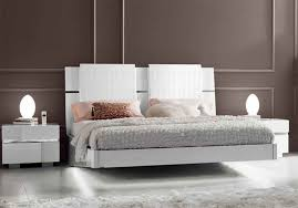 stunning white lacquer nightstand furniture. Gorgeous Luxury Platform Bed Lacquered Made In Italy Wood Modern With Large Stunning White Lacquer Nightstand Furniture A