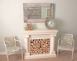 fake fireplace for perfecting your home decortion ideas