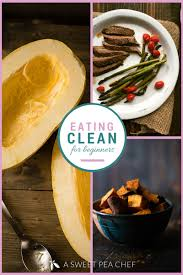 Make Your Own Diet Chart Eating Clean For Beginners A Sweet Pea Chef