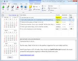 Daily Task List Organizer That Is Actually Useful Calendar To Do