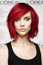 If I could be bothered to maintain red hair still this would be.