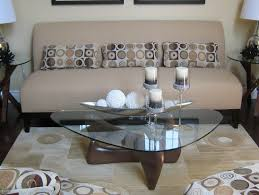 Coffee Table, Wonderful Cube And Antique Dining Room Table Centerpieces  With Glass Candles Holders As ...