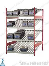 srp0461 battery sloped rack auto parts storage shelving srp0461 battery sloped rack auto srp0461 battery sloped rack auto