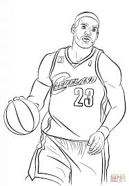 Lebron James Coloring Pagesl