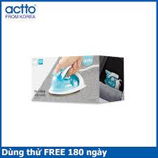 Bàn ủi hơi nước du lịch mini Actto SLH-17