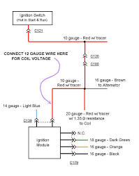 accel hei distributor wiring diagram chevy in on physical and accel hei distributor wiring diagram chevy in on physical and conversion sbc 6