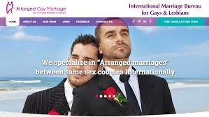 Gay marriage and media