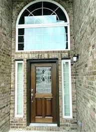 transom window above front door with doors inserts kit window above entry door