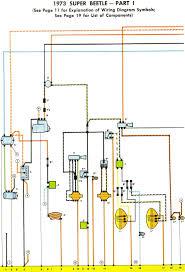 73 vw beetle wiring diagram wiring diagrams best 1973 super beetle wiring diagram thegoldenbug com 1974 vw beetle wiring diagram 73 vw beetle wiring diagram