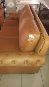sofa leather chair gold in alimosho furniture kemas world jiji ng for in alimosho furniture from kemas world on jiji ng