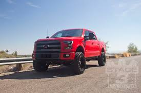 2015-2017 F150 Suspension Lift Kits