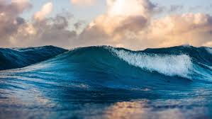 I see them here, and we've not had an earthquake for a while. Underwater Earthquakes Sound Waves Reveal Changes In Ocean Warming Science News