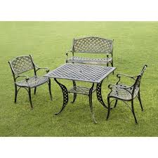 garden furniture outdoor table and