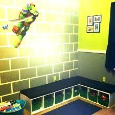 ninja turtle wall art room decor teenage mutant turtles toddler ideas be ninja turtle room decor wall 2