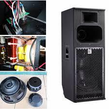 concert speakers system. 15 inch speaker box disco light sound system+dj equipment+concert speakers concert system