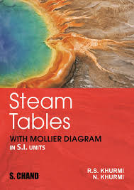 Buy Steam Tables With Mollier Diagrams In S I Units Book