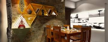 proposed interior at puranik abidante living room by design evolution lab