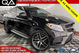 Start following a car and get notified when the price drops! Used Black Mercedes Benz Gle Class Coupe For Sale Near Me Edmunds