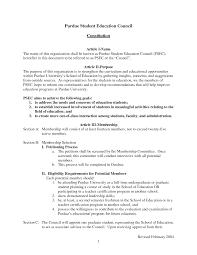 Academic Cover Letter Purdue