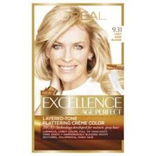 loreal excellence age perfect hair