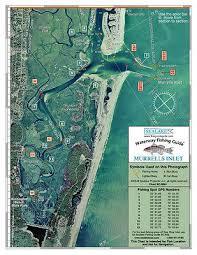 Murrells Inlet Tide Chart Sealake South Carolina Charleston Harbor To Price Inlet