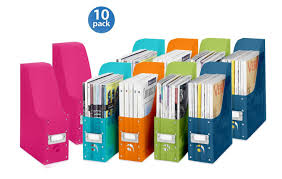 Binder Magazine Holders Plastic Magazine Holders Ideas HomesFeed 60