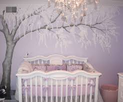 purple baby girl bedroom ideas. Modern Glider In Neutral Nursery Cute Baby Girl Rooms Gallery Including Lavender Room Ideas Pictures Glamorous And Wonderful Purple With Trees Painting Art Bedroom M