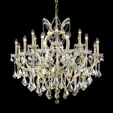 james moder 40258gl2gt maria theresa crystal gold re chandelier light loading zoom