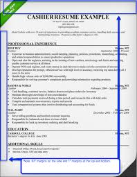 Resume Aesthetics Font Margins And Paper Guidelines Resume Genius Simple Resume Margin Size