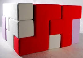 tetris furniture. Tetris-Style Multipurpose Furniture Tetris P