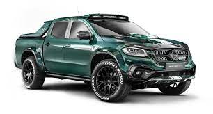 With origins in the first ever car produced by karl benz, mercedes' history is nothing short of amazing. Mercedes Benz X Class Exy Carlex Design