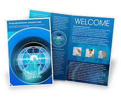 Electronic Brochure Template Electronic Product Brochure Templates Design And Layouts