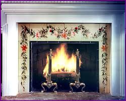 Decorative Tiles For Fireplace RainbowHands Hand Painting Tile Decorative Surfaces 27