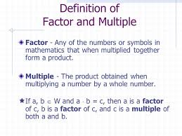 4 1 Factors And Divisibility Ppt Video Online Download