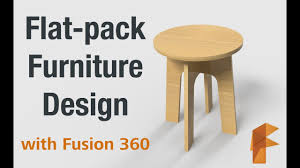 Cheap flat pack furniture Laser Cut Flatpack Furniture Design Gear Patrol Flatpack Furniture Design Youtube