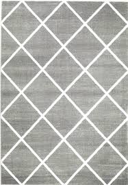 grey and white area rug gray chevron black rugs 3x5 saddle stitch indoor outdoor 2 gre