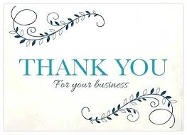 Business Thank You Note Cards How To Prepare A Business Thank You Note Wording Meeting Notes