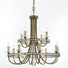candice olson by af lighting aristocrat 12 light soft gold chandelier