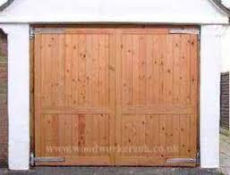 wooden garage doorsWooden garage doors  Made to measure hardwood timber garage doors
