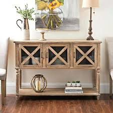 console table with doors wood and gl barn door console table narrow console table with doors