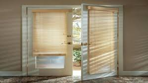 brilliant door french doors window coverings for sliding glass shades patio with intended door t