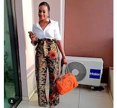 African Trousers Designs Top Ankara Trousers For Women 2019 Pretty 4 African