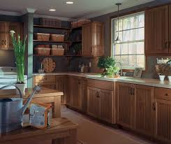 danville kitchen cabinets in maple pearl with island in alder truffle whittamcf