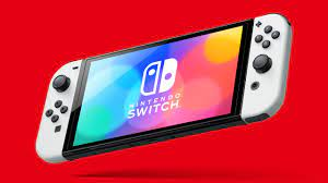 Nintendo Switch OLED Hands-on Preview ...