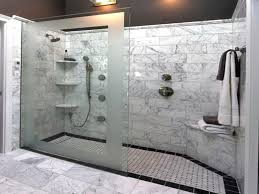 Fascinating Bathroom Corner Walk Shower Ideas H Ideas For Modern Shower  Room Design With Dark Enrapture Small Walk In Shower Tile Ideas_fantastic  Small Walk ...