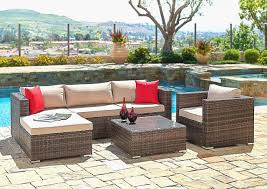 outdoor deck furniture ideas. Cheap Patio Sectionals Unique Wicker Outdoor Sofa 0d Chairs From Outdoor  Furniture Box Cushions Source Deck Ideas P