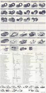 old tamiya spare parts list