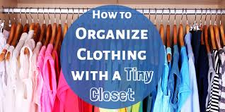 our bedroom has a tiny closet for two people to share love these ideas for